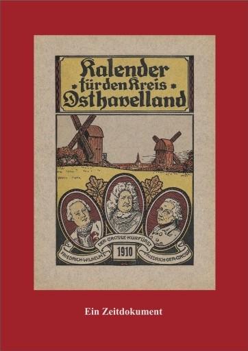 Kalender für den Kreis Osthavelland 1910 (Nachdruck)