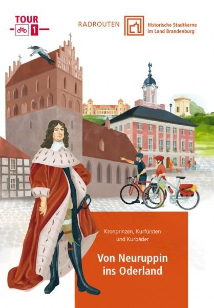 Von Neuruppin ins Oderland. Radroute 1