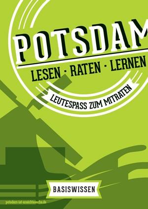Potsdam-Rätsel-Buch - Basiswissen