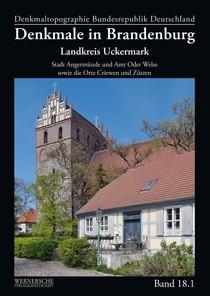Denkmaltopographie Landkreis Uckermark 1 - Angermünde