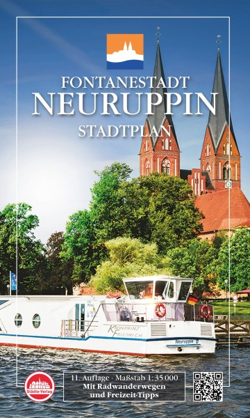 Stadtplan Fontanestadt Neuruppin